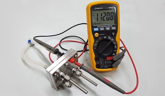 Carbon Proton Battery