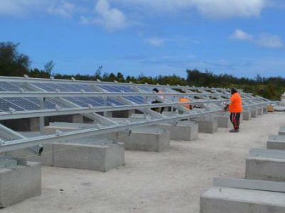 Cook Islands Renewable Energy Sector Project
